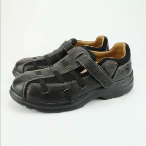Dr Comfort Betty Leather Comfort Shoes 7.5 XW
